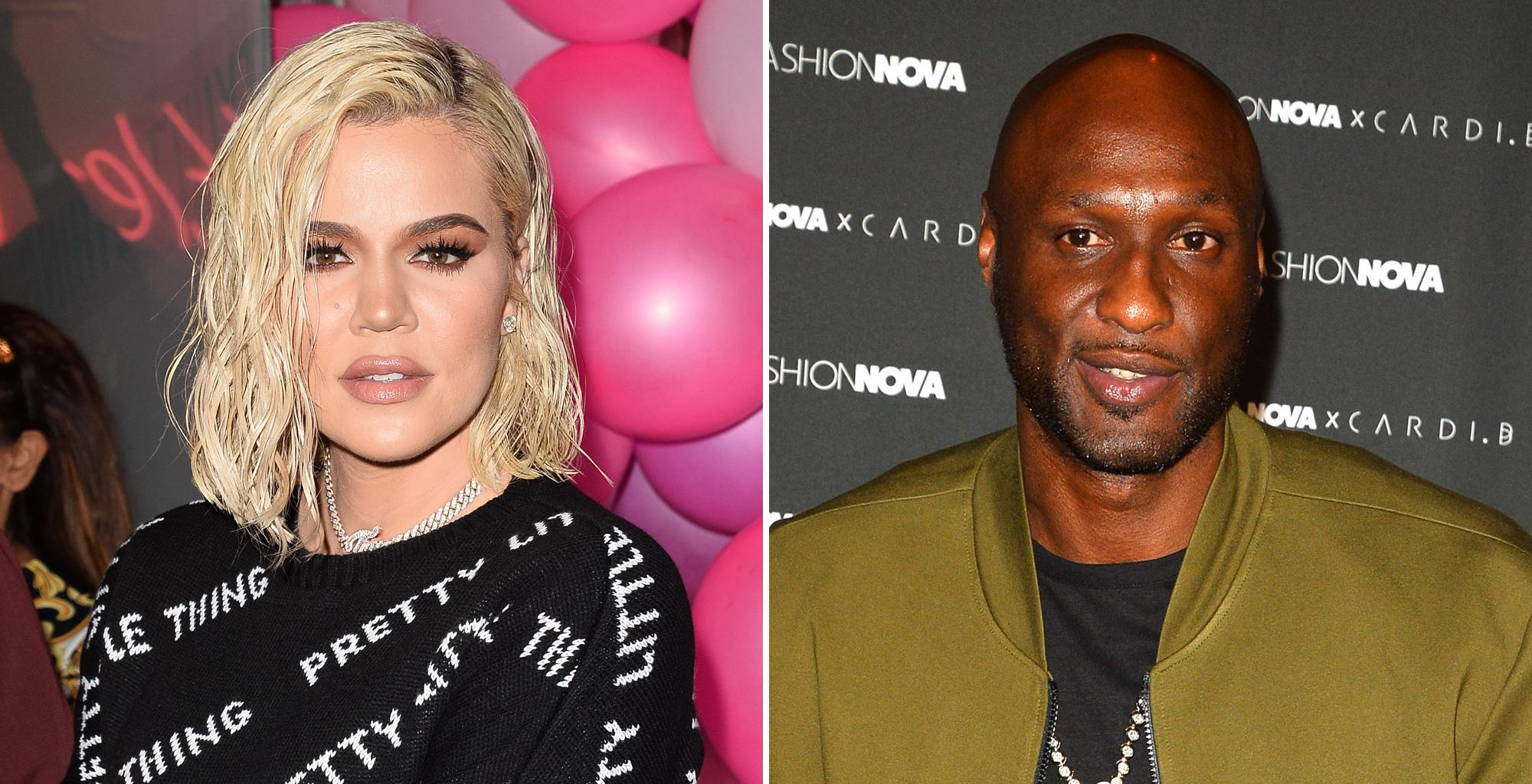 Khloe Kardashian Reveals How She Really Feels About Lamar Odom's Memoir: 'He's Allowed To Tell His Version'