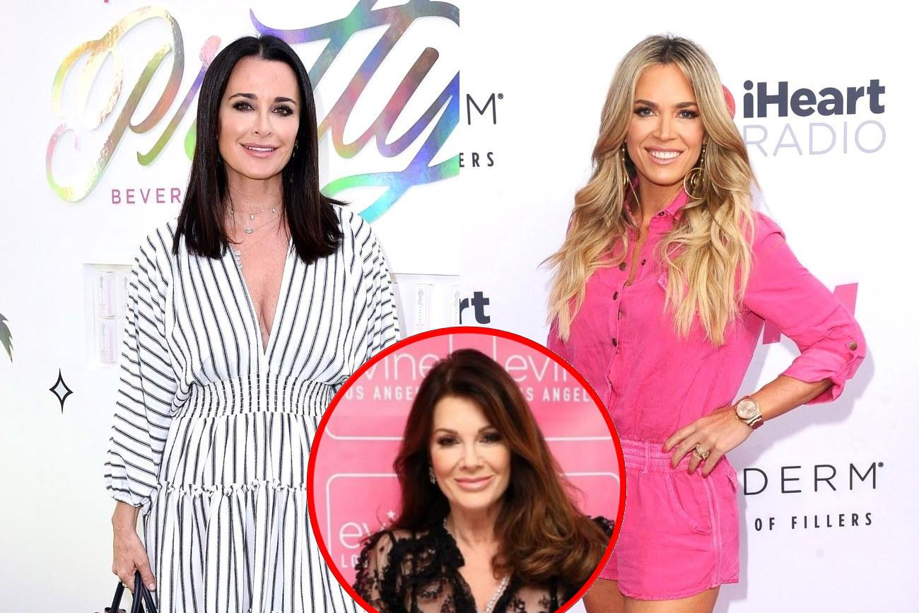 Teddi Mellencamp And Kyle Richards - Inside Their Thoughts On That Petition To Leave RHOBH!