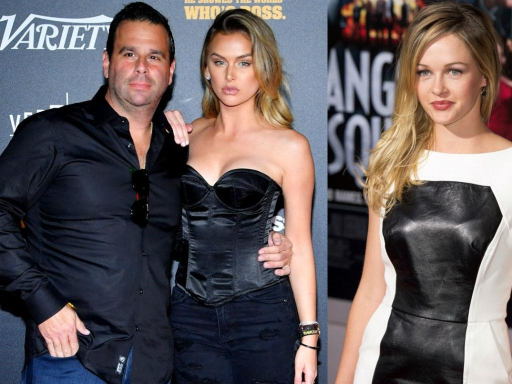 Randall Emmett's Ex Ambyr Childers Has Choice Words For Lala Kent After She Posts Pictures Of Kids