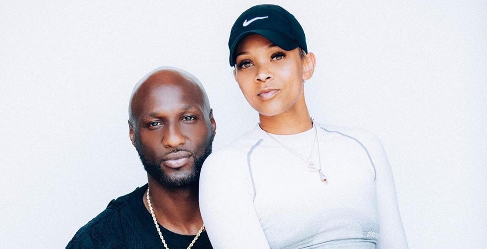 Lamar Odom Shares Raunchy New Picture, Kissing Sabrina Parr, As New Rumor About Their Romance Is Revealed