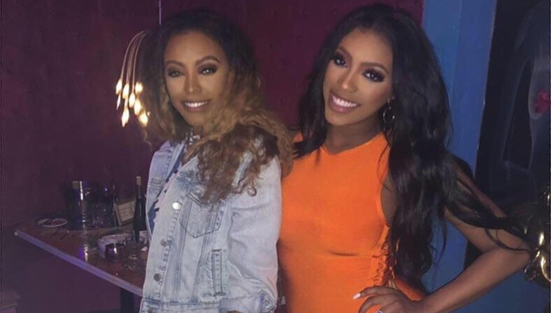 Porsha Williams' Daughter, PJ Spends Time With Her Aunt, Lauren Williams And Cousin Baleigh