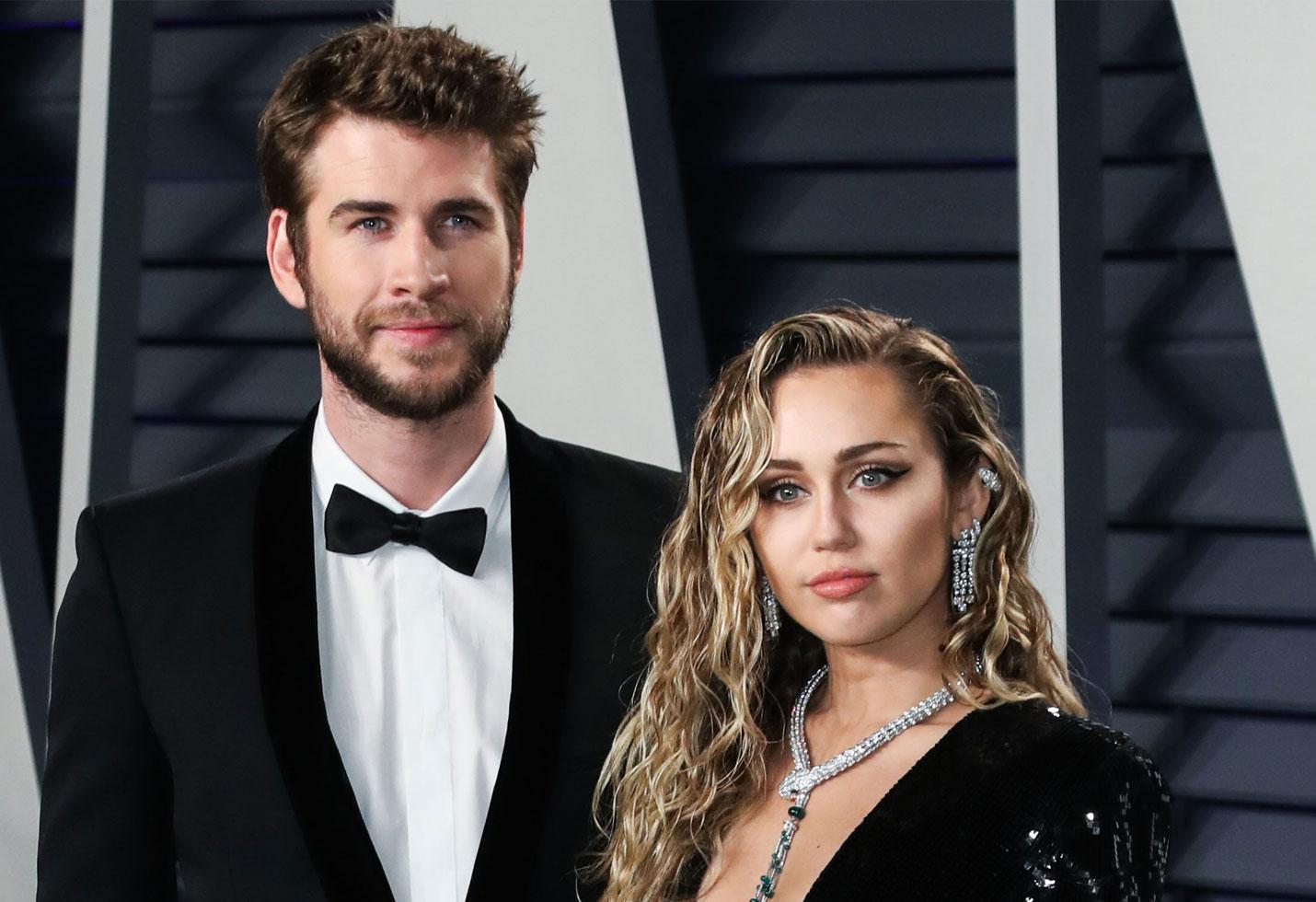Miley Cyrus Is Not Happy And Cannot Let Liam Hemsworth Go Despite Dating Kaitlynn Carter