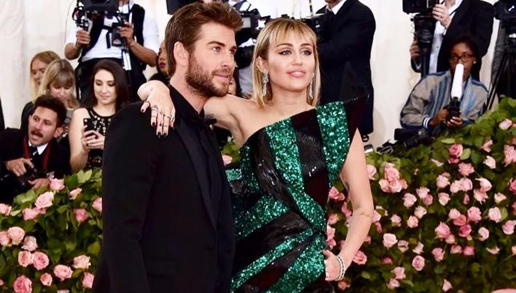 Miley Cyrus Is Divorcing Liam Hemsworth To Be Her Old Self Again -- Wild And Unpredictable