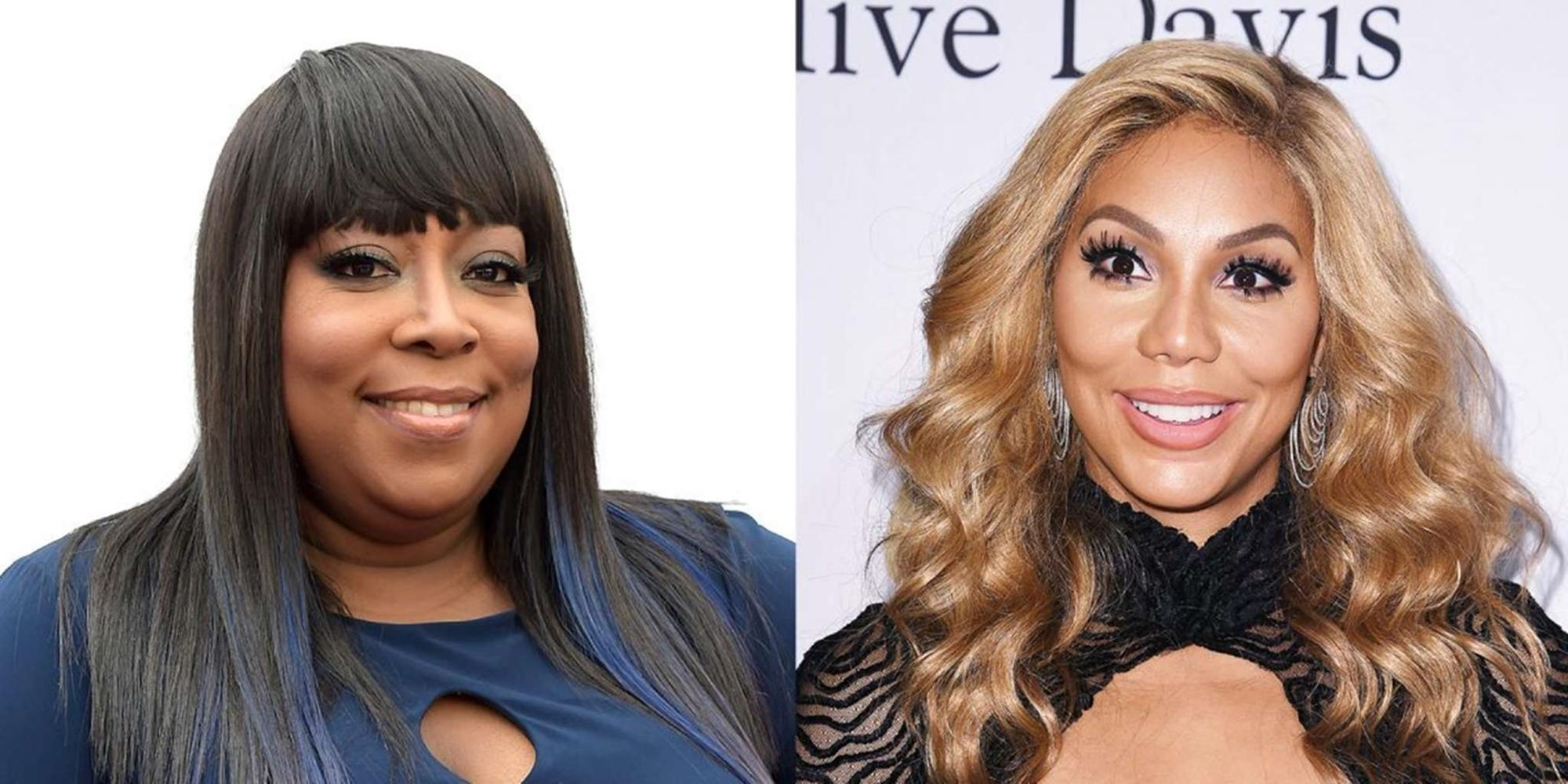 Loni Love Finally Responds To Tamar Braxton's Apology And Fans Of David Adefeso's GF Are Not Here For It