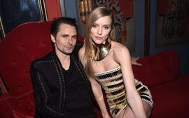 Matt Bellamy From Muse And His Model Girlfriend Elle Evans Finally Tie The Knot
