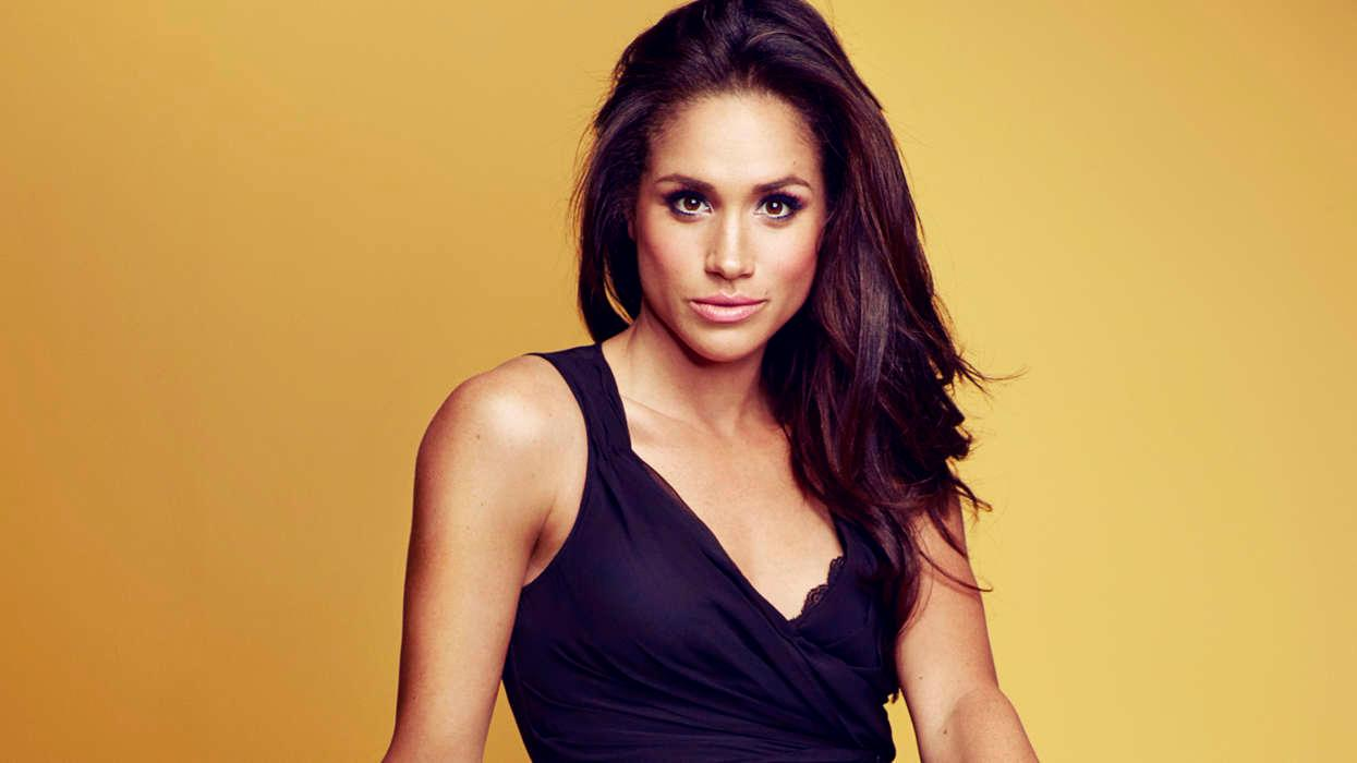 Meghan Markle Didn't Pose For British Vogue For A Very Particular Reason