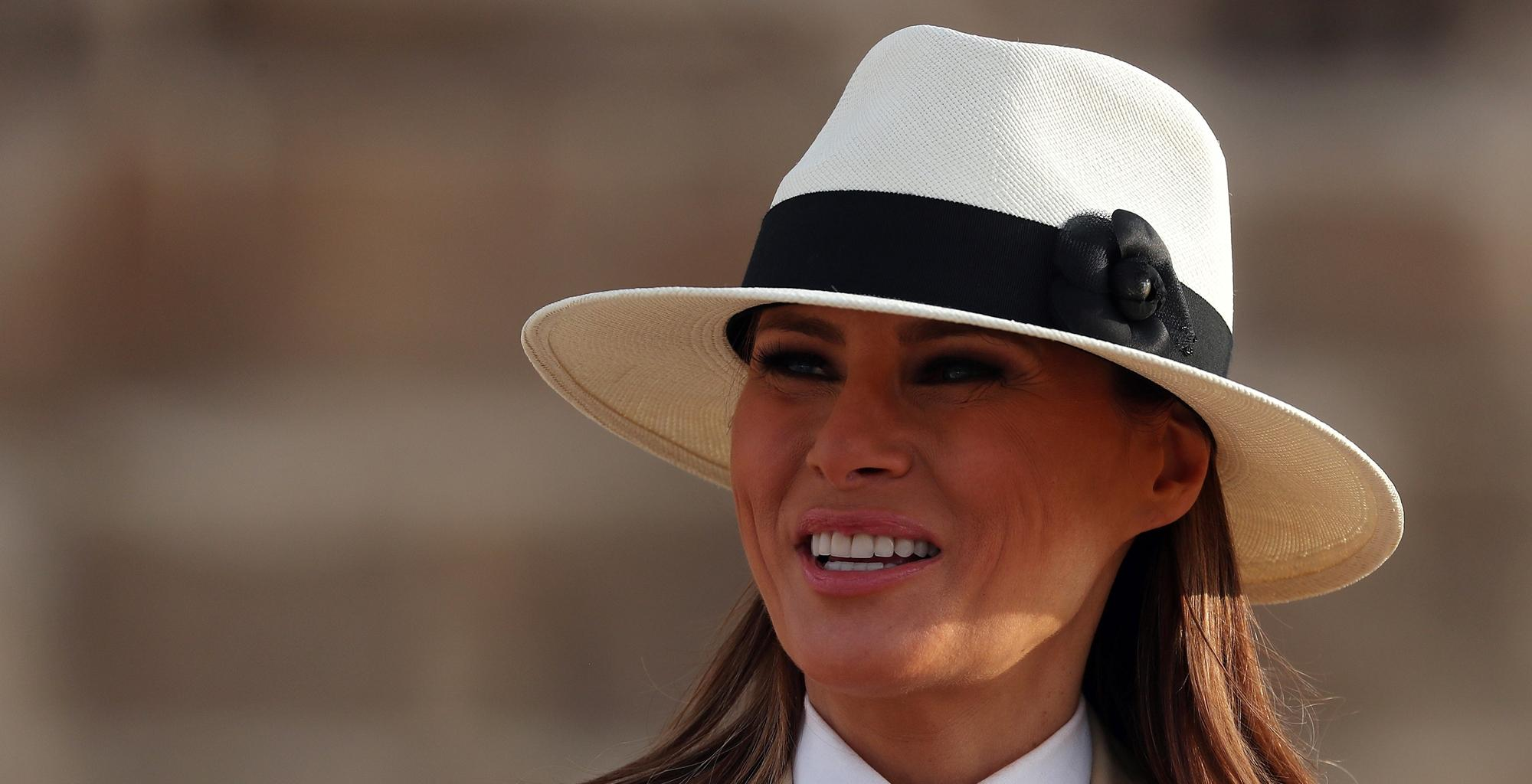 Melania Trump Has Decided To Change Her Style In New Photos, The Donald's Supporters React
