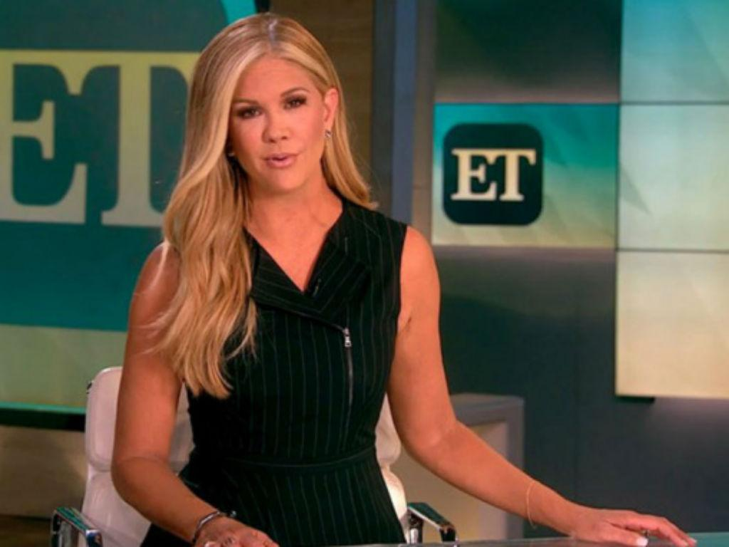 Nancy O'Dell Leaves Entertainment Tonight Cohost Says Farewell In Emotional Final Broadcast