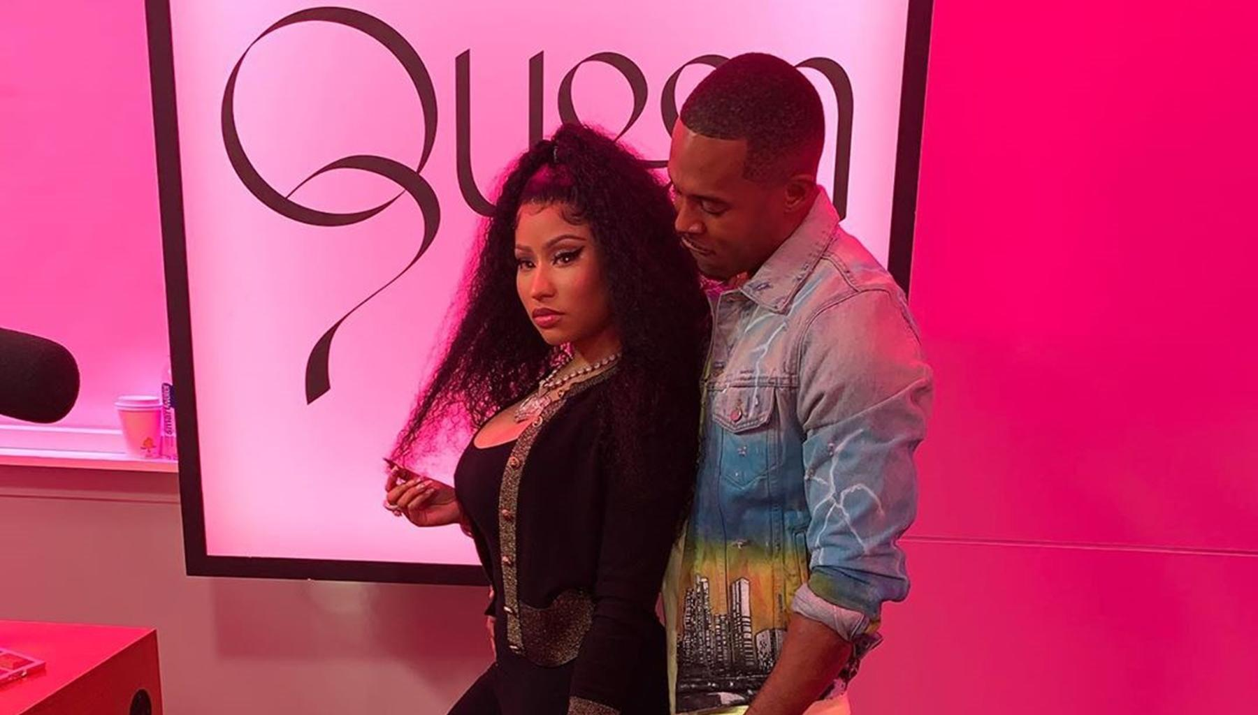 Nicki Minaj Goes After Rick Ross For Comments He Made While She Was Dating Meek Mill; 50 Cent Gets In The Feud With This Video
