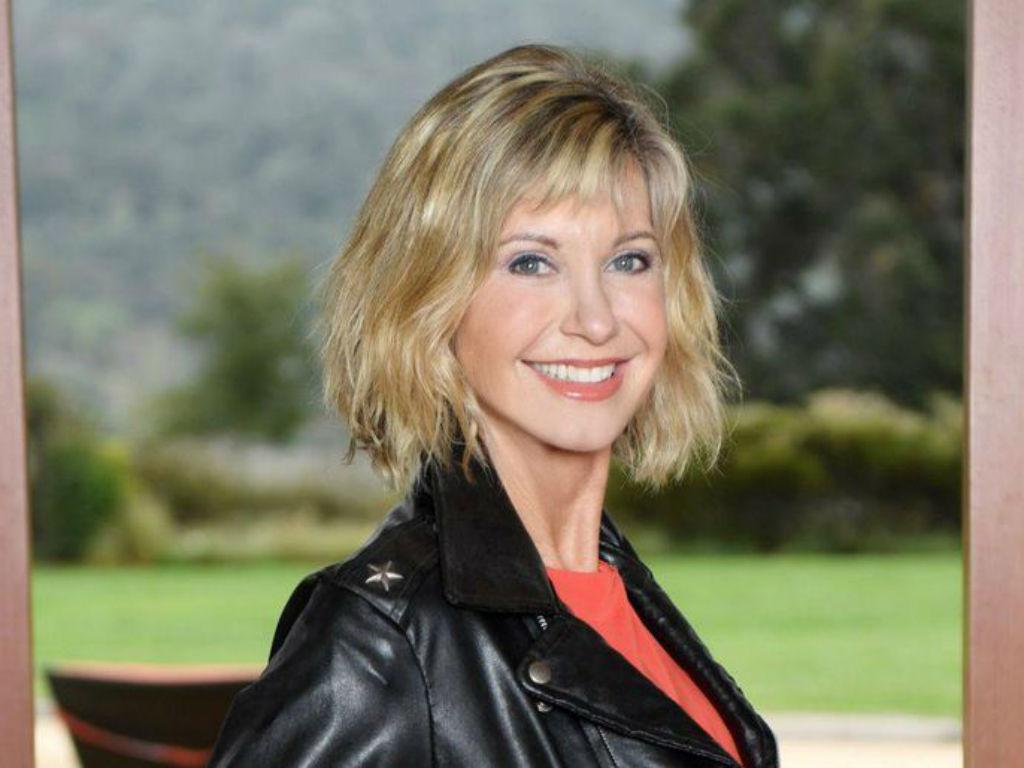 Olivia Newton-John Shares Cancer Update While Promoting New Charity