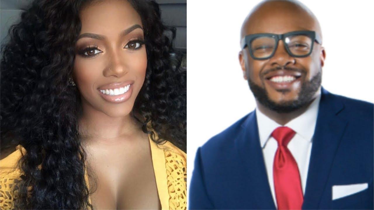 Porsha Williams Tells Co-Hosts She's Trying To Work It Out With Dennis McKinley -- Refuses To Answer Why They Broke Up In The First Place!