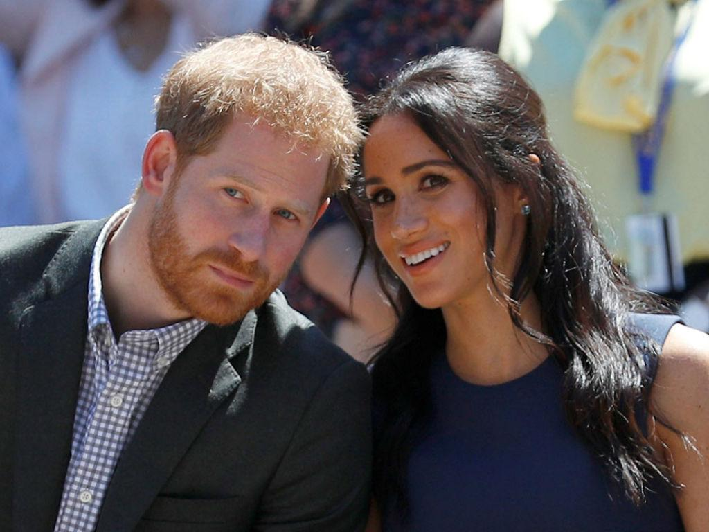 Prince Harry And Meghan Markle Wipe Royal Instagram Clean For A Very Special Reason