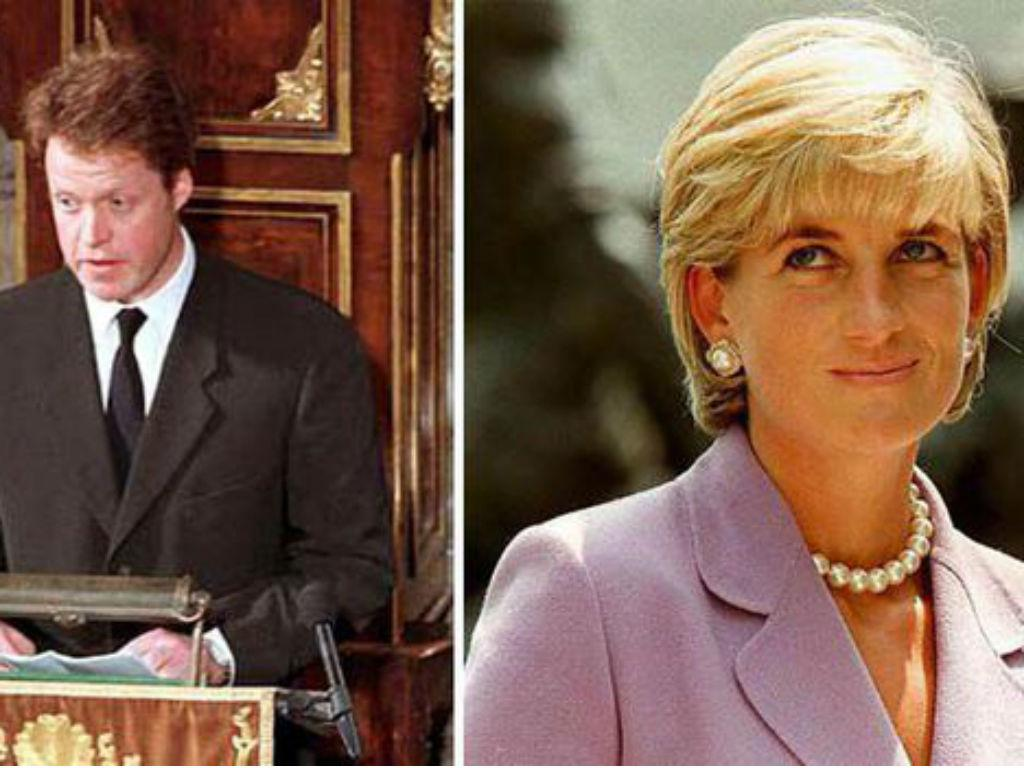 Princess Diana's Brother Earl Charles Spencer Is Selling Copies Of His Eulogy From Her Funeral