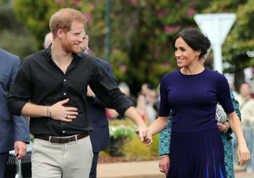 Queen Elizabeth Reportedly Shot Down Meghan Markle And Prince Harry's Dreams Of Living At Windsor Castle