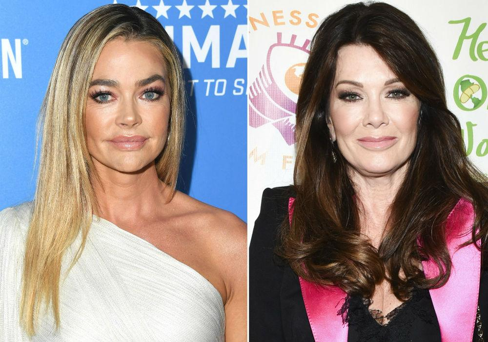 RHOBH Denise Richards Wants To Lose A Few Pounds Amid New Feud With Lisa Vanderpump