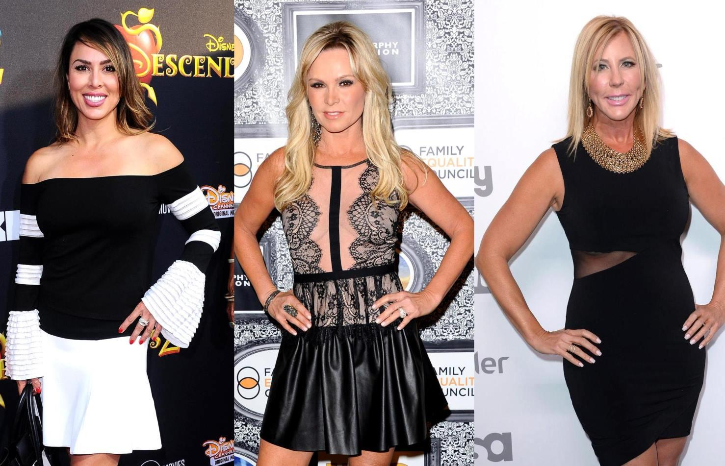 Vicki Gunvalson Fires Back At Kelly Dodd In Lengthy Rant After She Badmouths Her And Tamra Judge