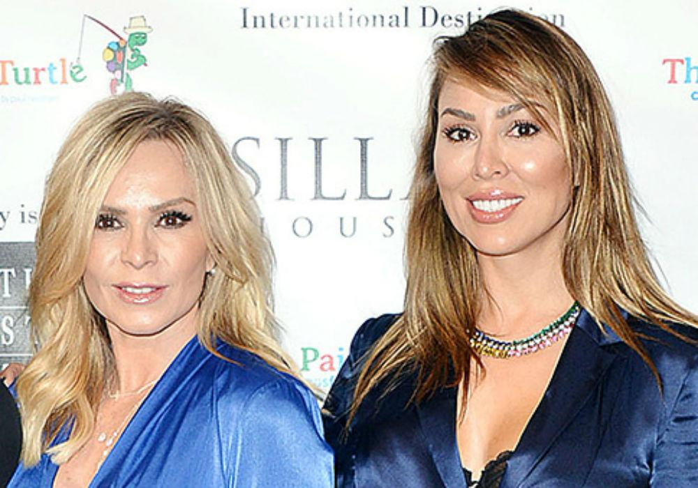 RHOC Tamra Judge Is Reportedly Trying To Get Kelly Dodd Fired After Season 14 Premiere Blow-Up
