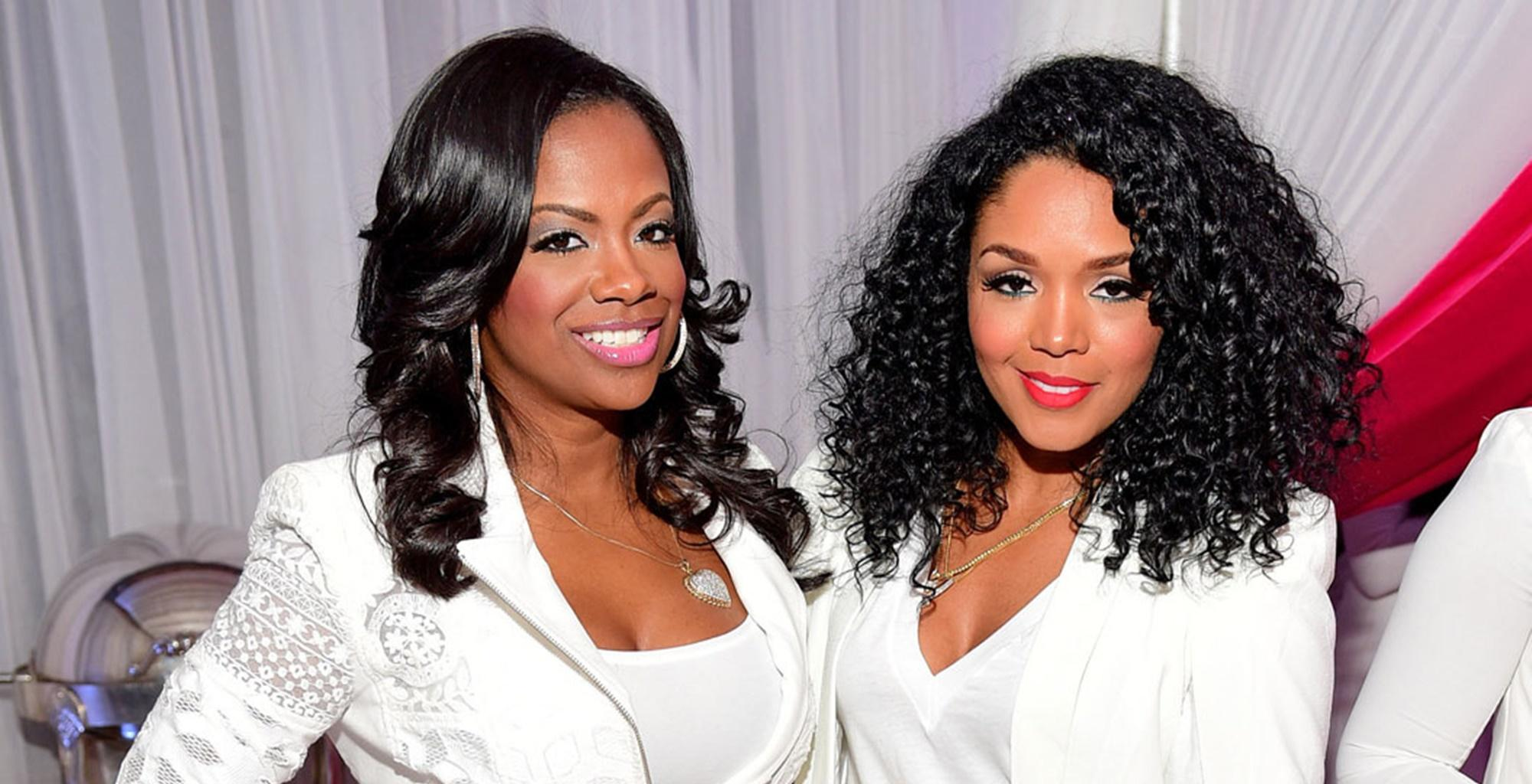 Kandi Burruss' Photo Has Rasheeda Frost Saying That This Is Her Favorite Look Ever On Riley Burruss' Mom