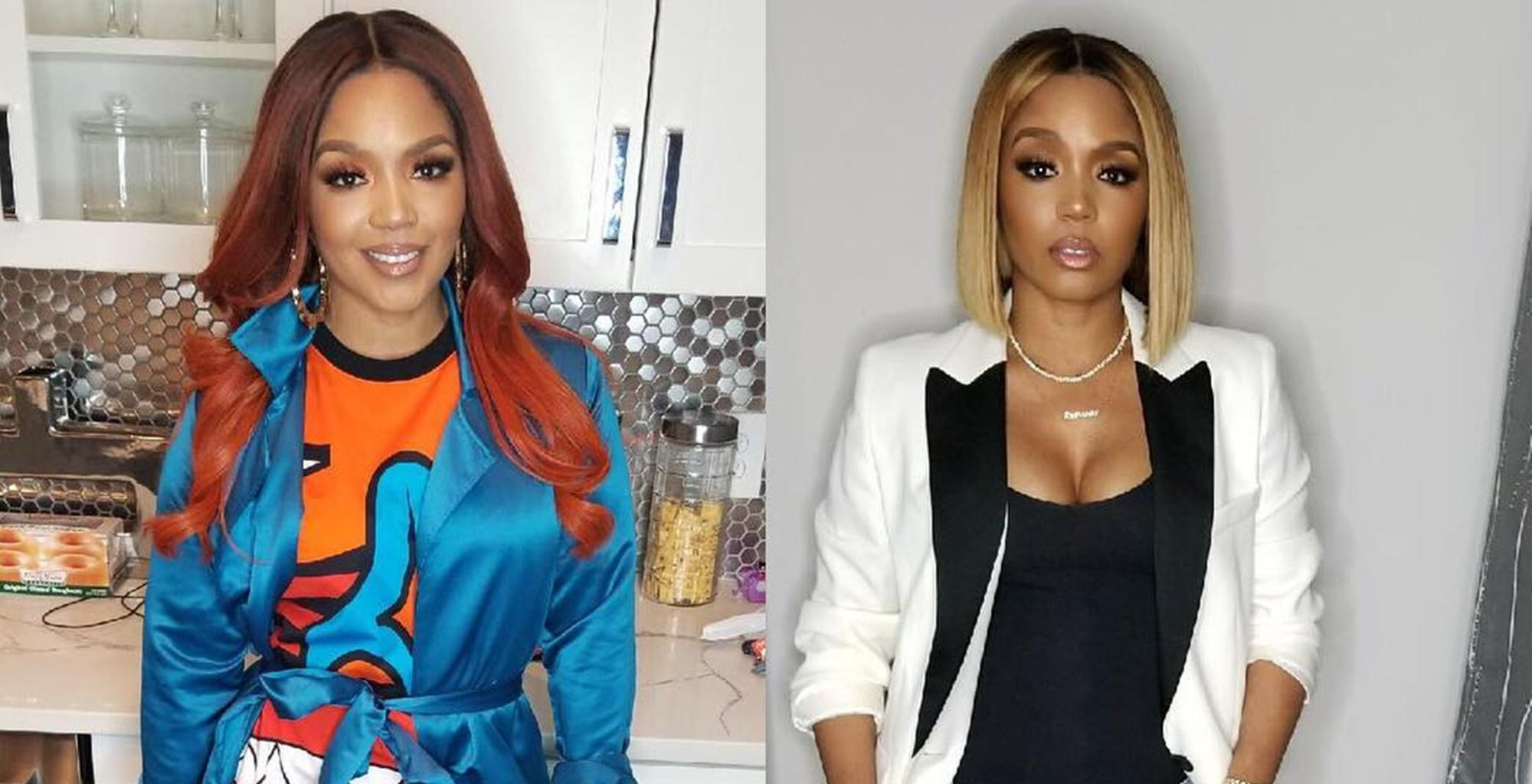 Rasheeda Frost's Latest Look Has Fans Praising Her - See The Long Locks That She's Flaunting In The Latest Video
