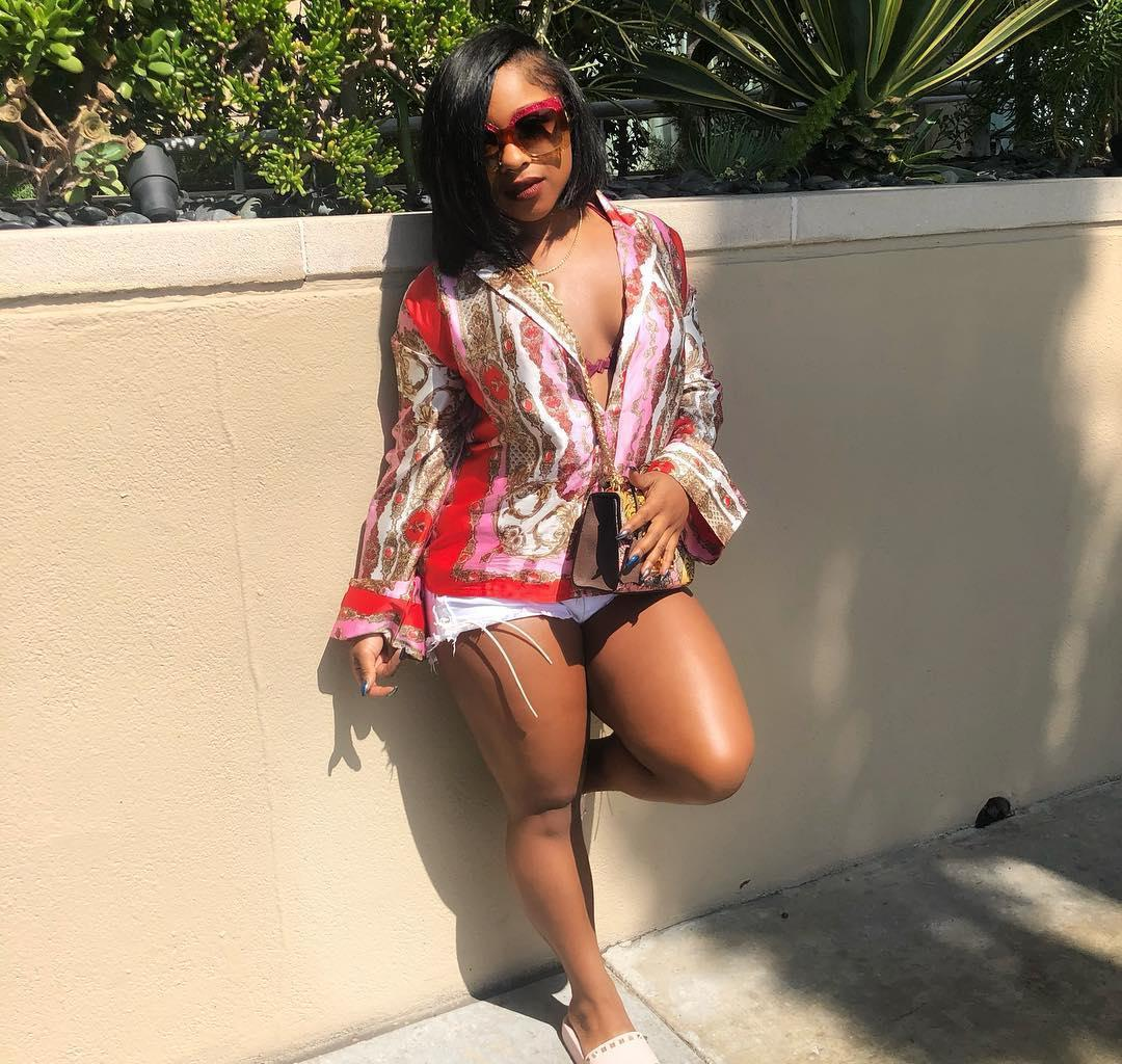 Reginae Carter Says She's Working On The Health Of Her Hair - Find Out Why Fans Criticize Her