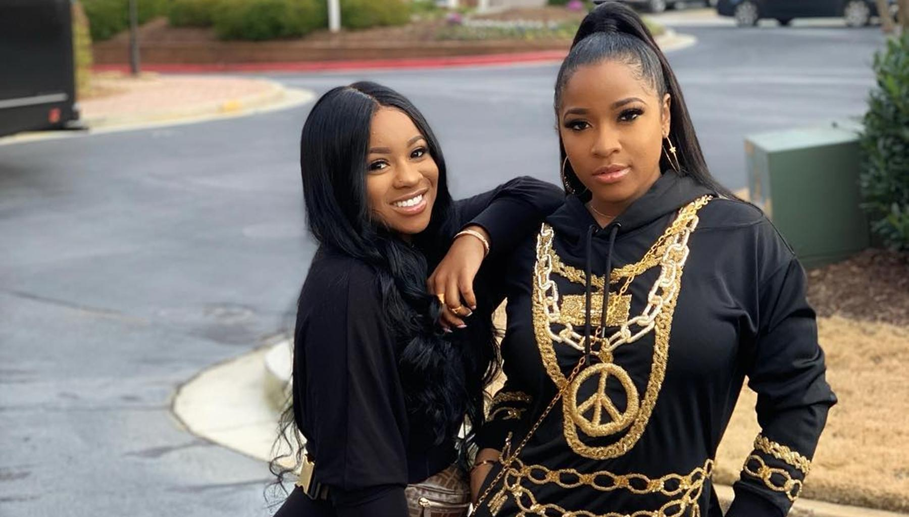 Reginae Carter Makes Boss Moves That Made Toya Wright And Lil Wayne Proud -- Close Pals Rasheeda Frost And Kandi Burruss Are Here For The Milestone