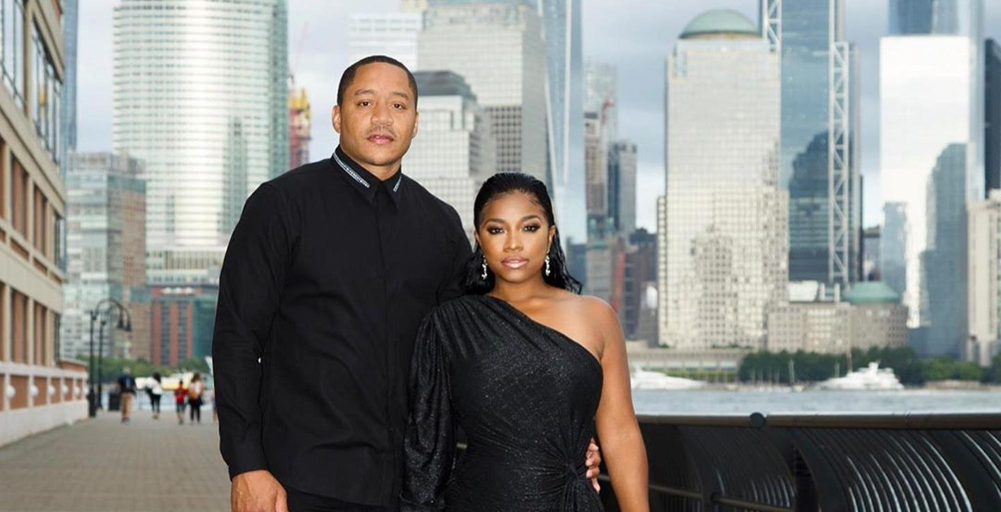 Toya Wright And Robert Robert Have Fans Asking, Are These Engagement Photos Or What?