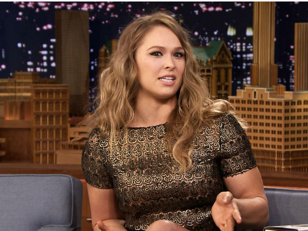 Ronda Rousey Freak Accident On 911 Set Nearly Cost Her A Finger