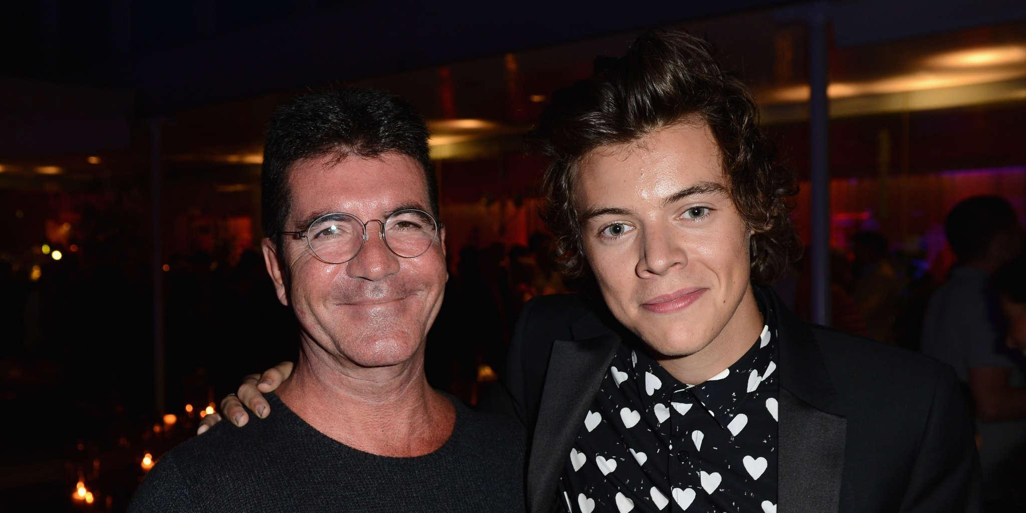 Simon Cowell Reacts To Harry Styles' Choice To 'Respectfully Decline' The Prince Eric Role Offer In The 'Little Mermaid' Live-Action Remake