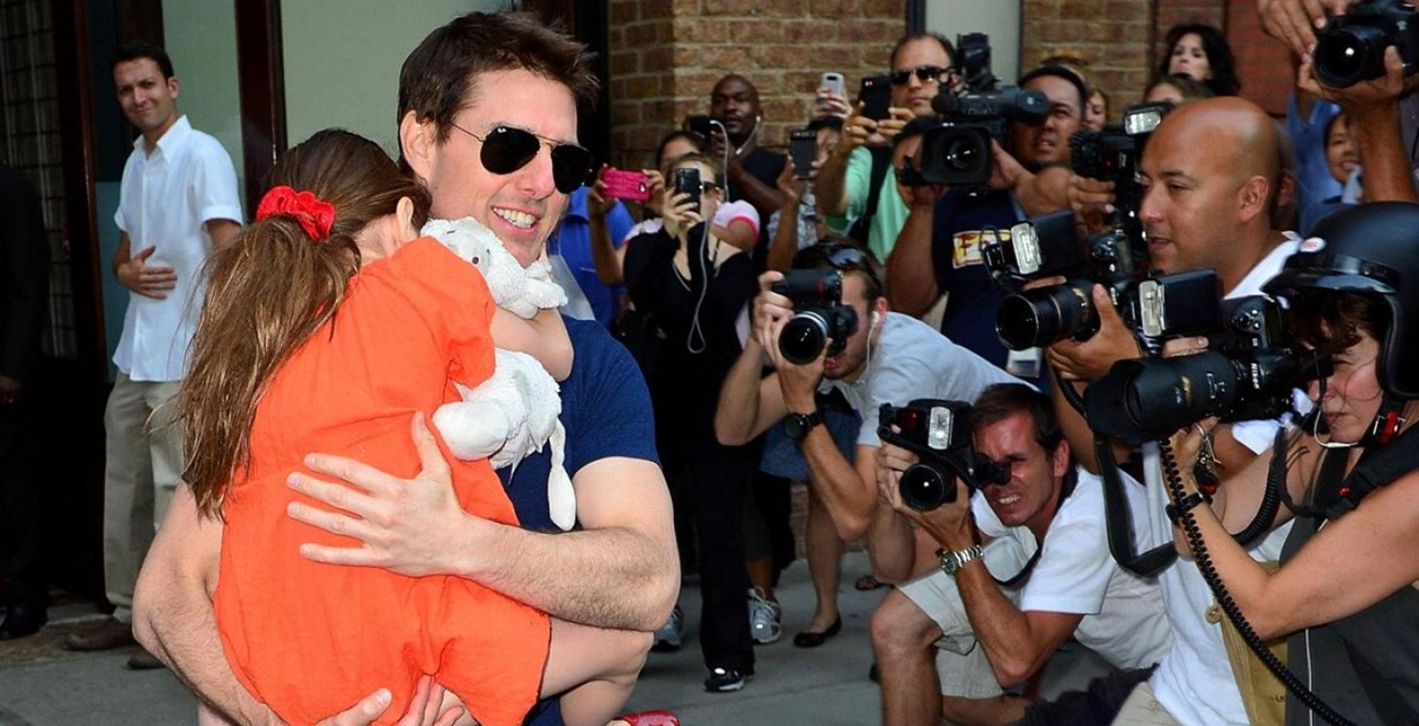 Tom Cruise Reportedly Believes 'Suri's Not Really His Daughter,' According To A Former Scientology Member; Here Is Why He Might Have That Viewpoint