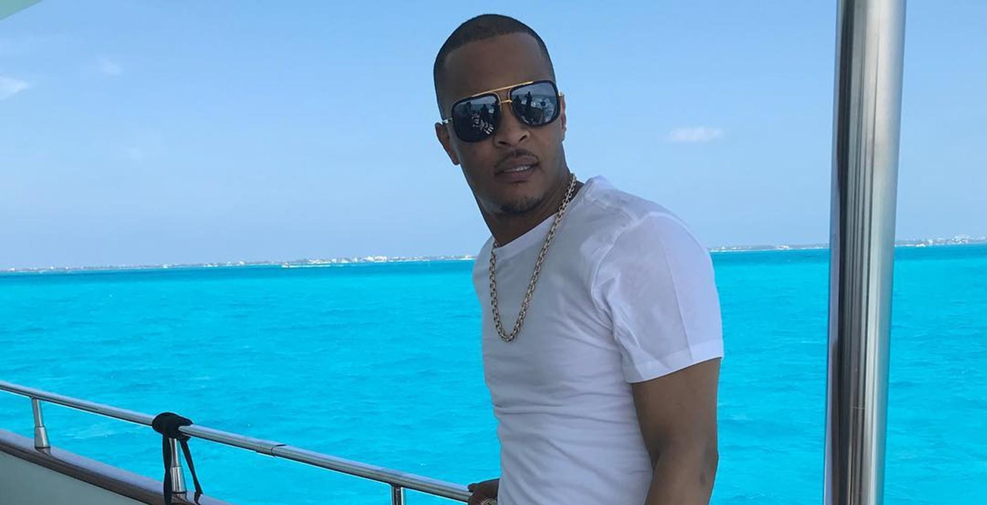Tiny Harris And T.I. Enjoy A Baecation While Celebrating Their 9th Anniversary - See The Video