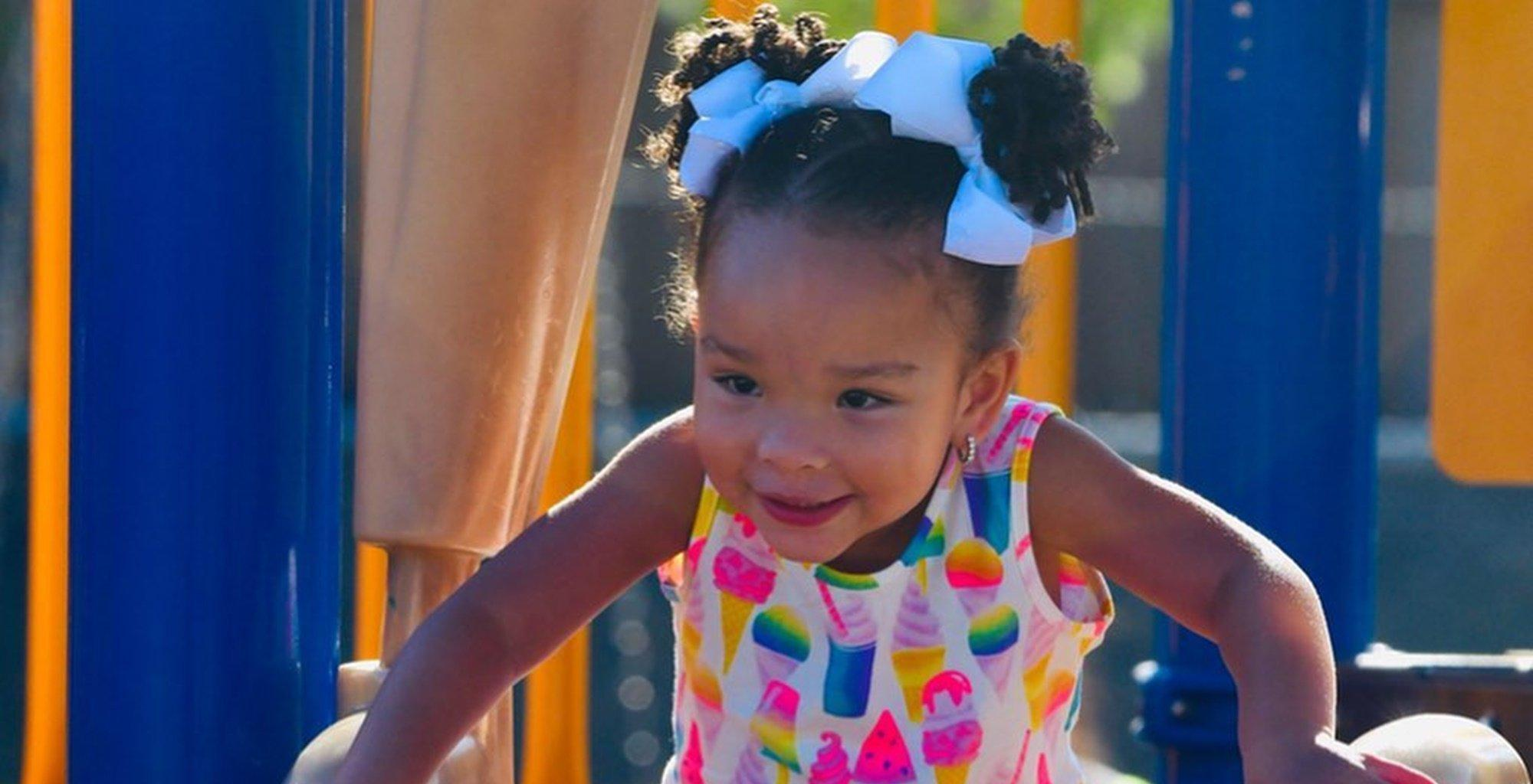 Tiny Harris' Daughter Heiress Says A Swear Word As They Sing Together In Adorable Vid!