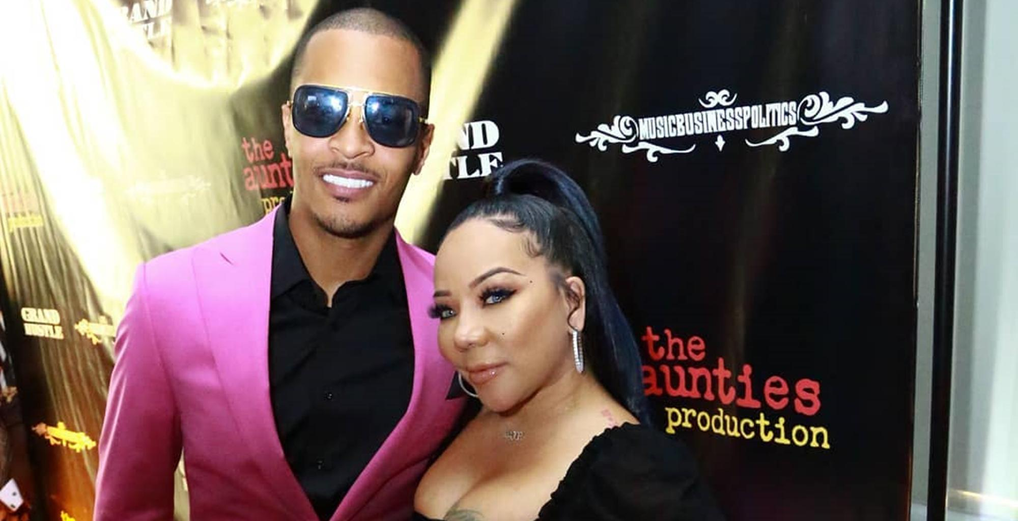 T.I. Has Tiny Harris Obsessing Over His Tight Magenta Pants In Raunchy Video -- Xscape Diva Confirms That She Is Having A Hot Girl Summer