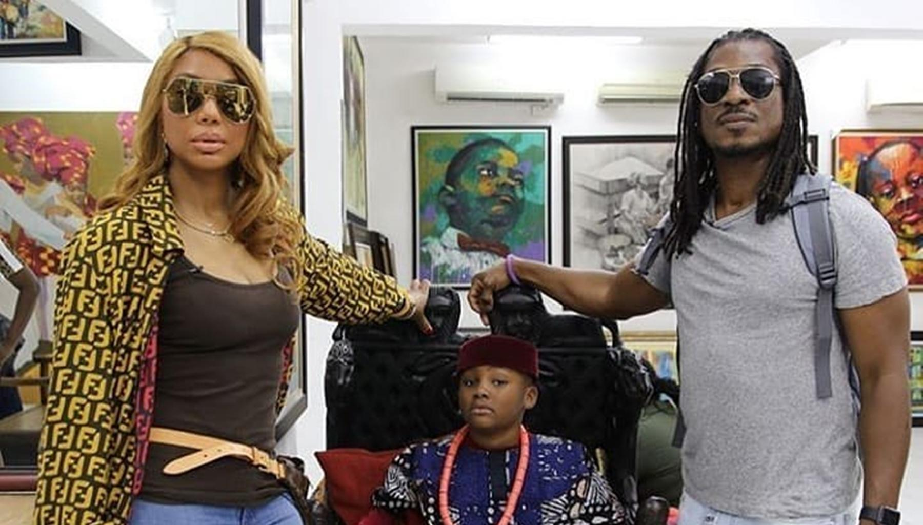 Tamar Braxton's BF, David Adefeso, Shares Tons Of New Pictures From Their Nigeria Vacation And Explains Why They Were Warned Not To Go There