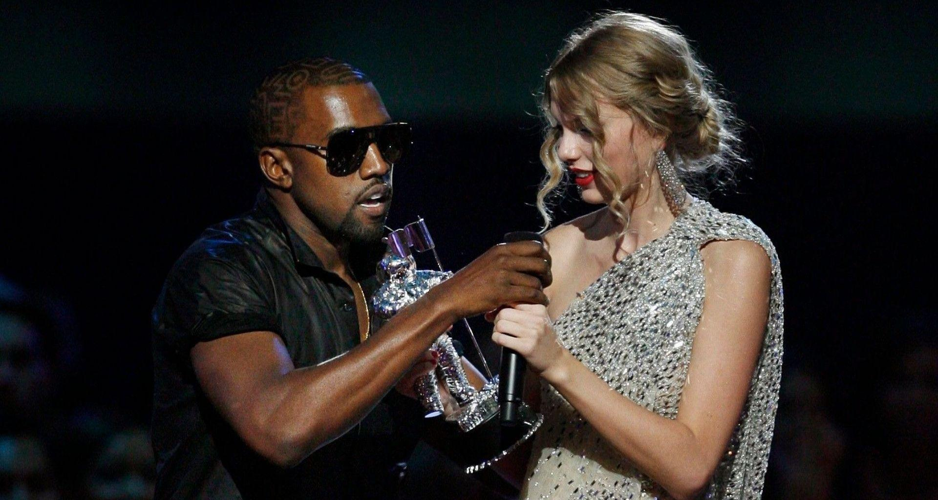 Taylor Swift Shares Diary Entry About The VMAs Drama With Kanye West From 2009
