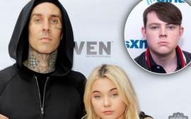 Travis Barker Blasts Graham Sierota For Messaging His 13 Year Old Daughter - Echosmith Drummer Issues An Apology