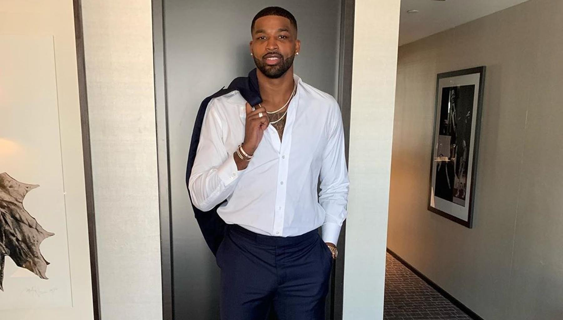 Tristan Thompson Shows Seductive Side In New Pictures And Makes This Confession About Being Single -- Khloe Kardashian And Jordan Craig's Fans Are Dragging Him For It