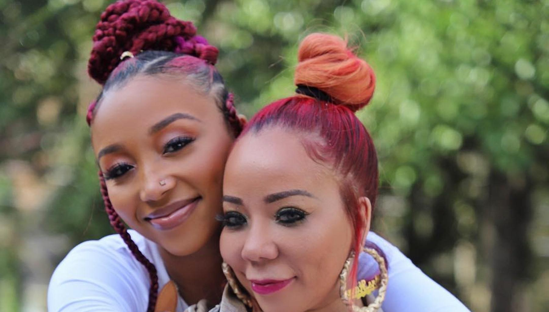 Tiny Harris Praises Her Firstborn, Zonnique Pullins' Talent - See The Video