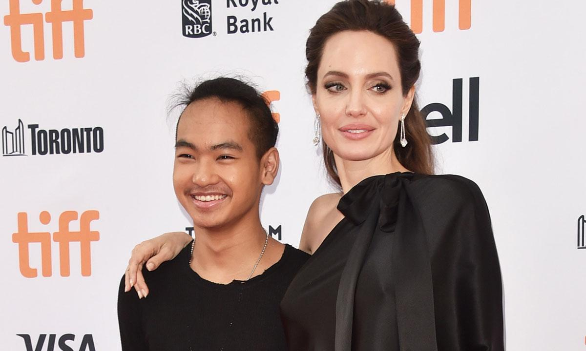 Angelina Jolie Reveals She 'Ugly Cried' Dropping Off Son Maddox At College In Korea