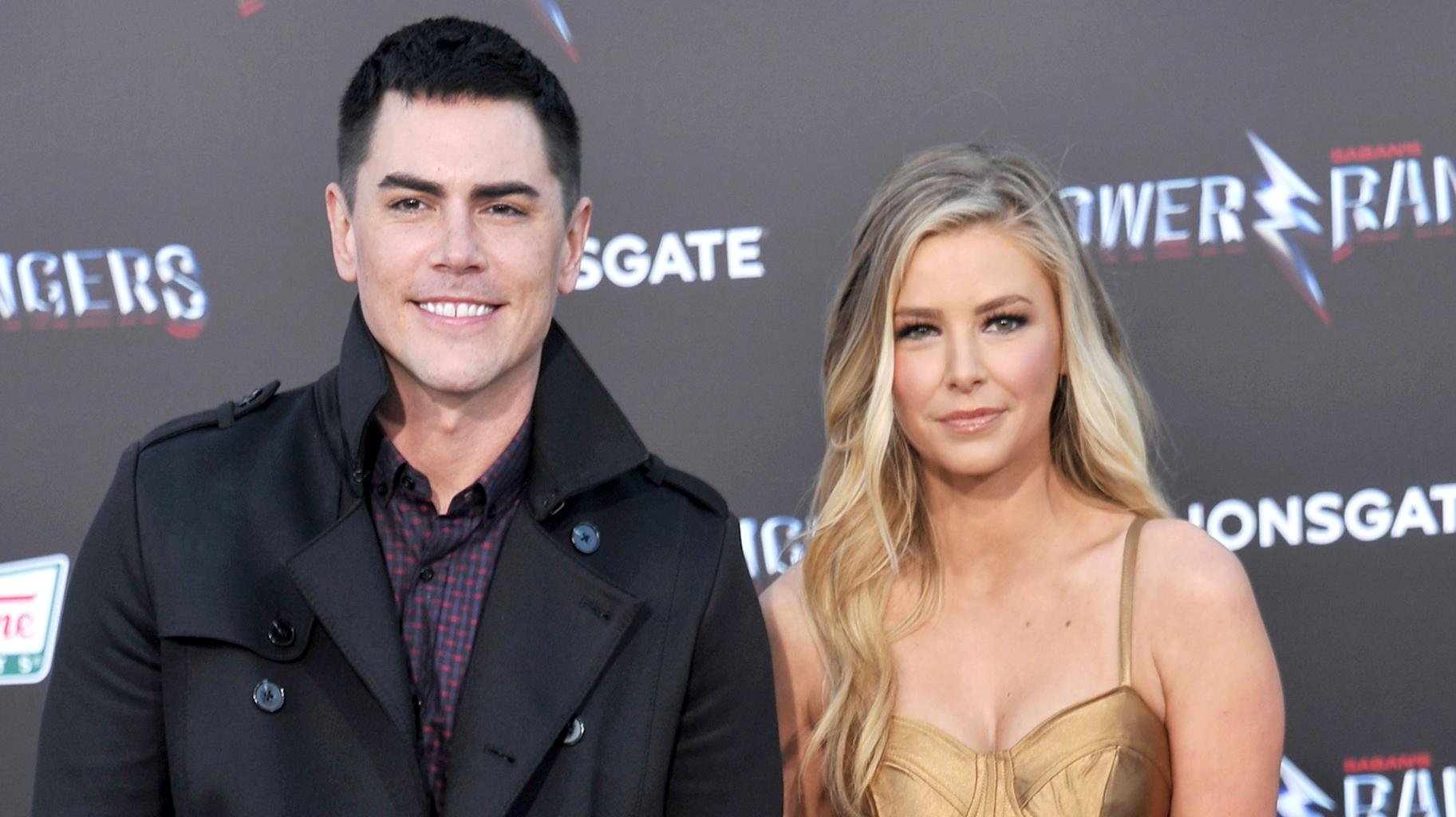 Ariana Madix Has The Perfect Response To Hater Accusing Her Of Cheating On Tom Sandoval