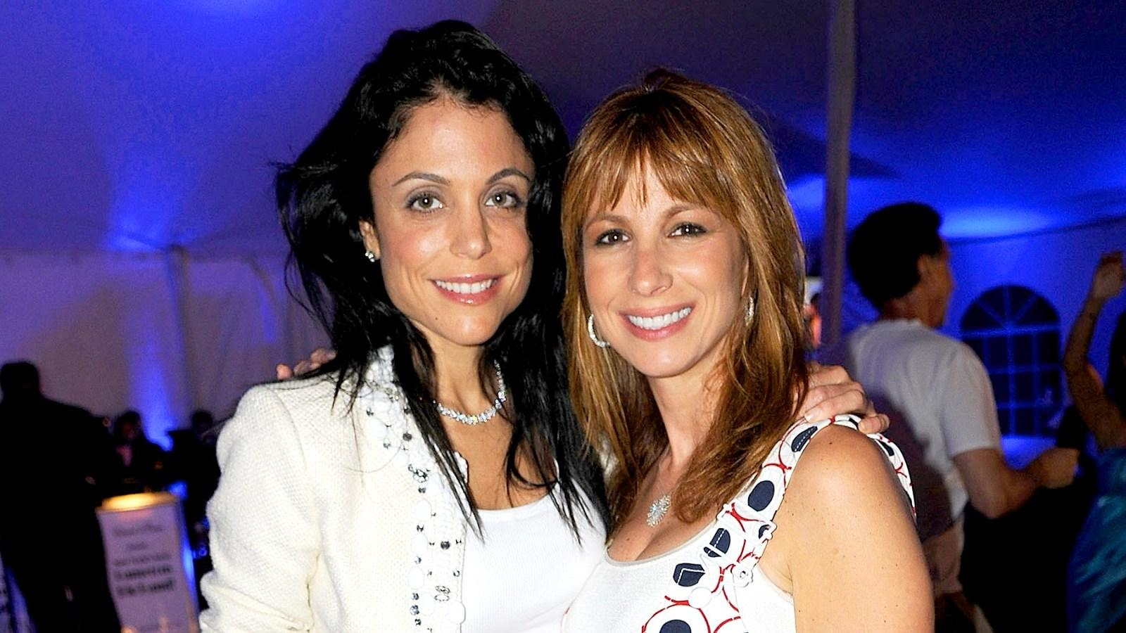 Jill Zarin Says She's All For Returning To RHONY After Bethenny Frankel's Exit