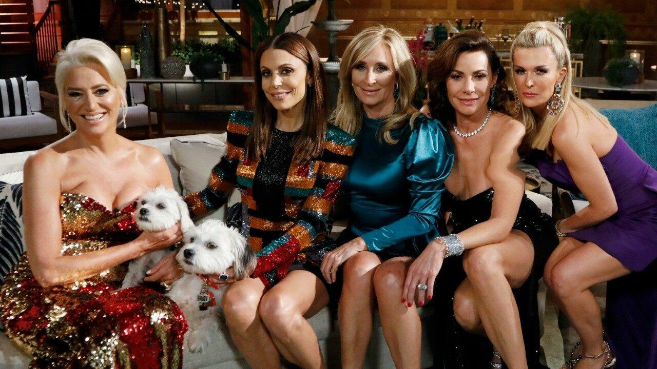 Bethenny Frankel's RHONY Co-Stars Blindsided By Her Leaving The Show!