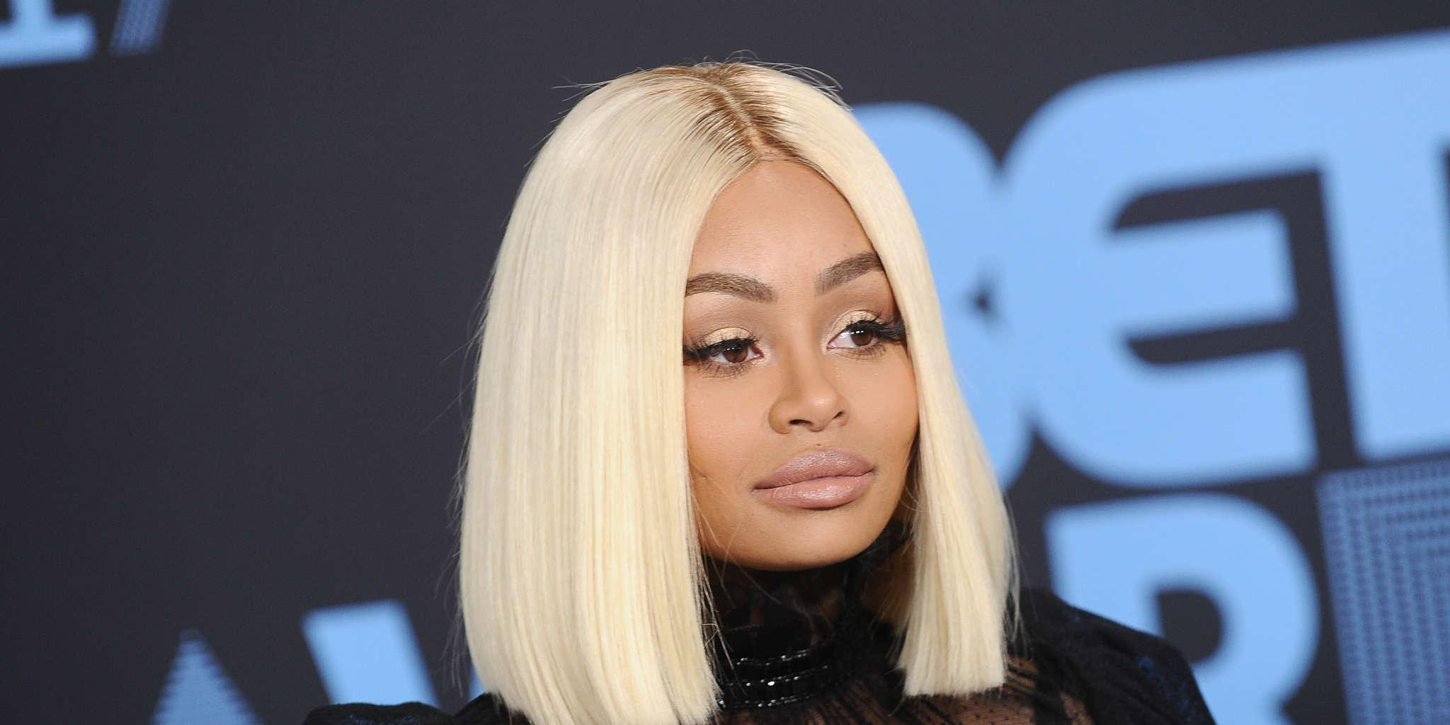 Blac Chyna Tells Her Fans That Despite All The Craziness, Things Will Always Get Done