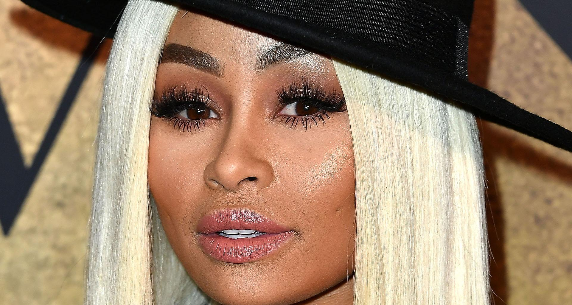 Blac Chyna Says She's Ready To Focus On Her Music