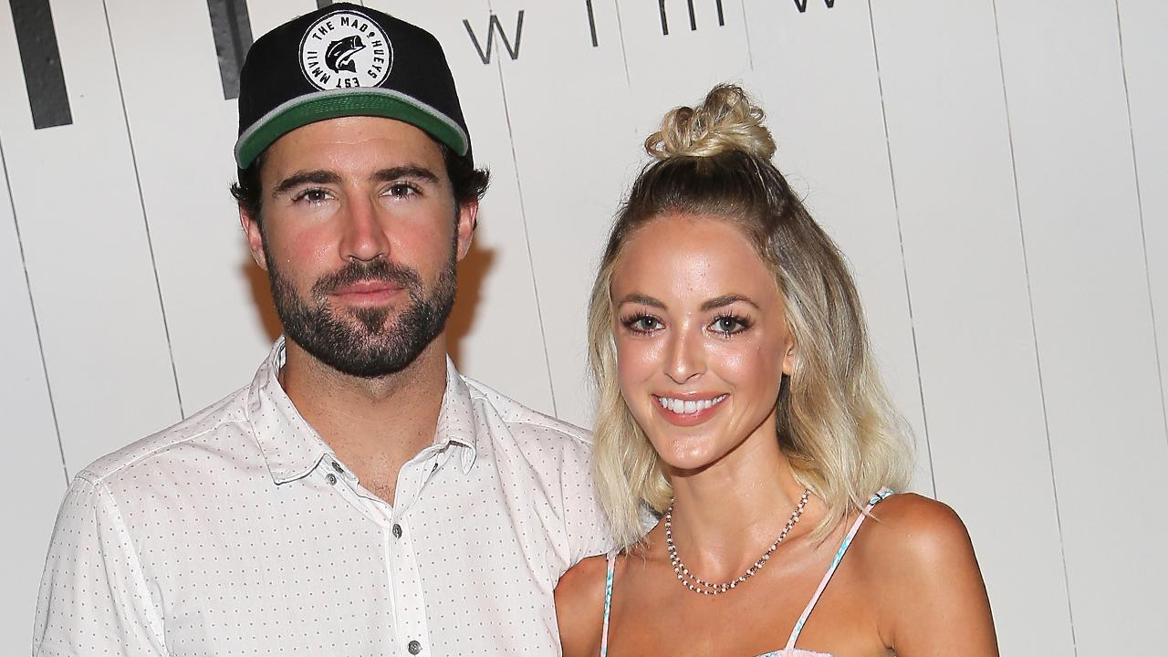 Brody Jenner's Mother Defends His Ex Kaitlynn Carter Following Her PDA Pics With Miley Cyrus