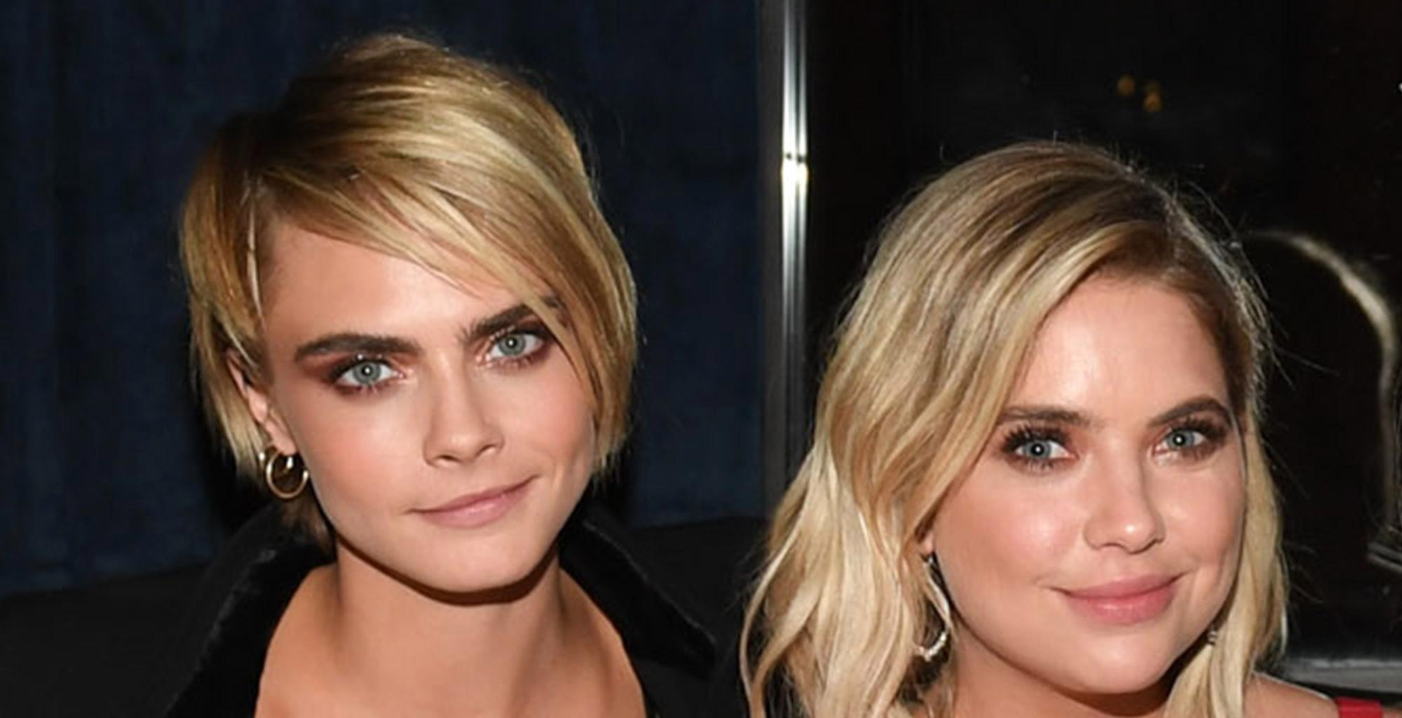 Cara Delevingne And Ashley Benson Reportedly Marry In Las Vegas!