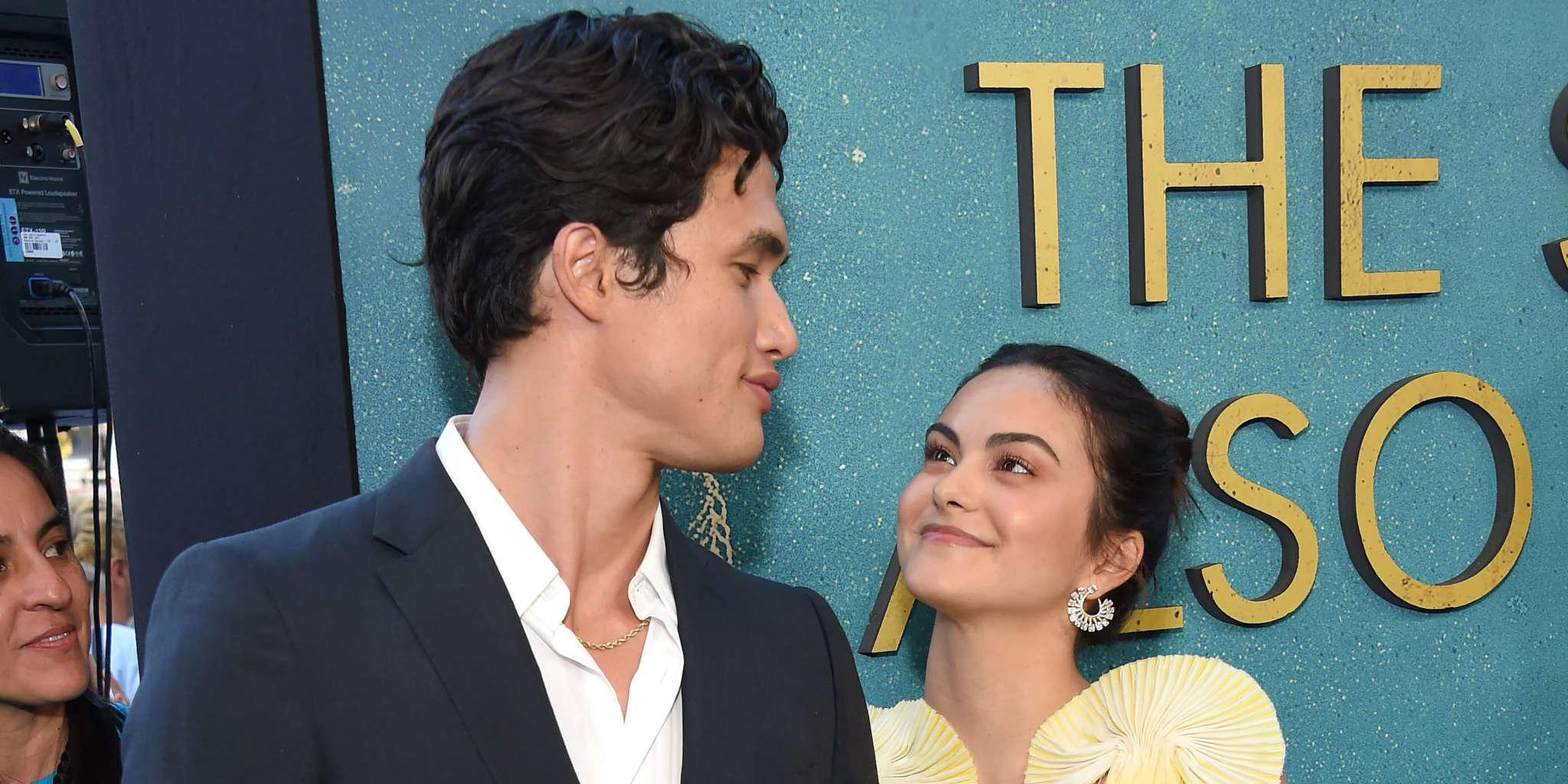 Camila Mendes And Charles Melton Mark Their 1-Year Anniversary With Sweet Messages And PDA Pics