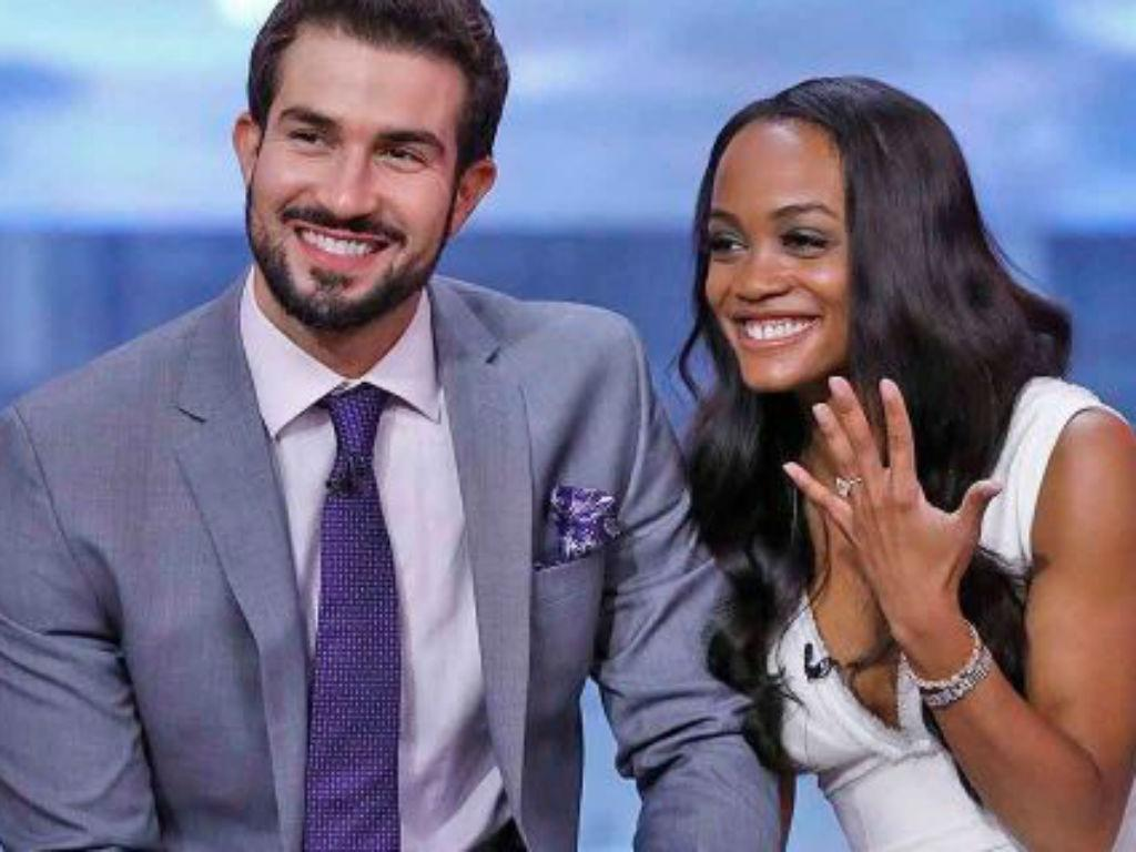 The Bachelorette Rachel Lindsay And Bryan Abasolo Are Married – Here's Why The Bride Chose A Gorgeous Randi Rahm Gown