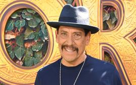 Danny Trejo Heroically Rescues A Baby Trapped In An Overturned Car