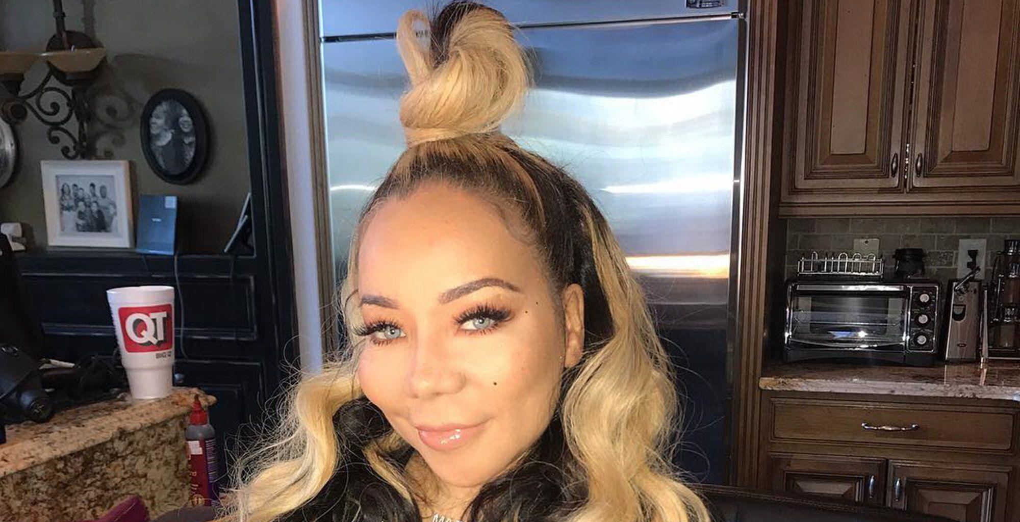 Tiny Harris Celebrates Her Mom's Birthday With An Emotional Message