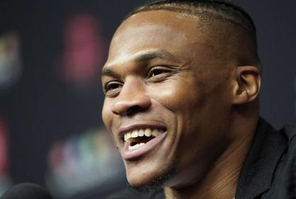 Russell Westbrook Helps Launch A New Tech Program For The Youth